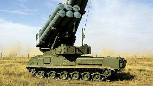 Buk-M3 - Sputnik Polska