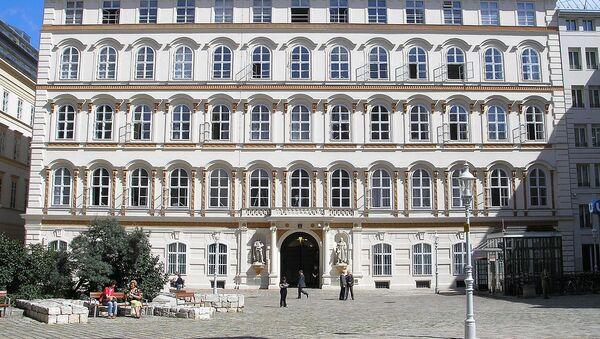 Gmach MSZ Austrii w Wiedniu - Sputnik Polska