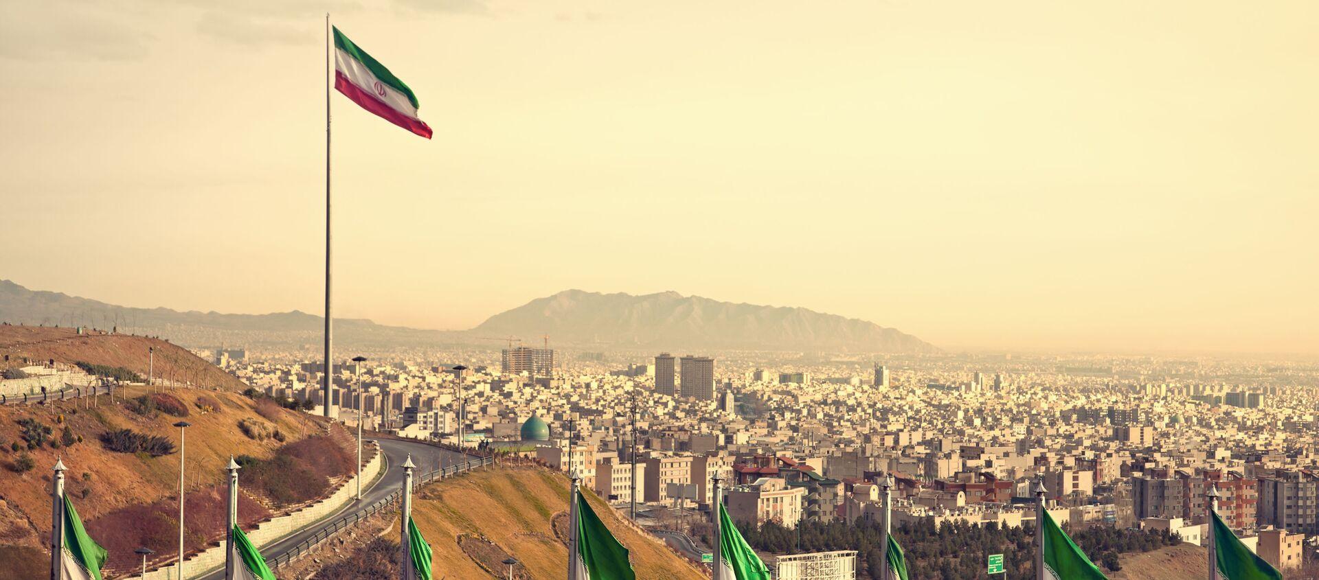 Teheran, Iran - Sputnik Polska, 1920, 02.05.2021
