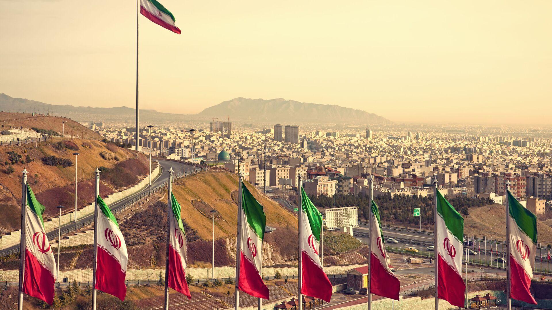 Teheran, Iran - Sputnik Polska, 1920, 24.02.2021