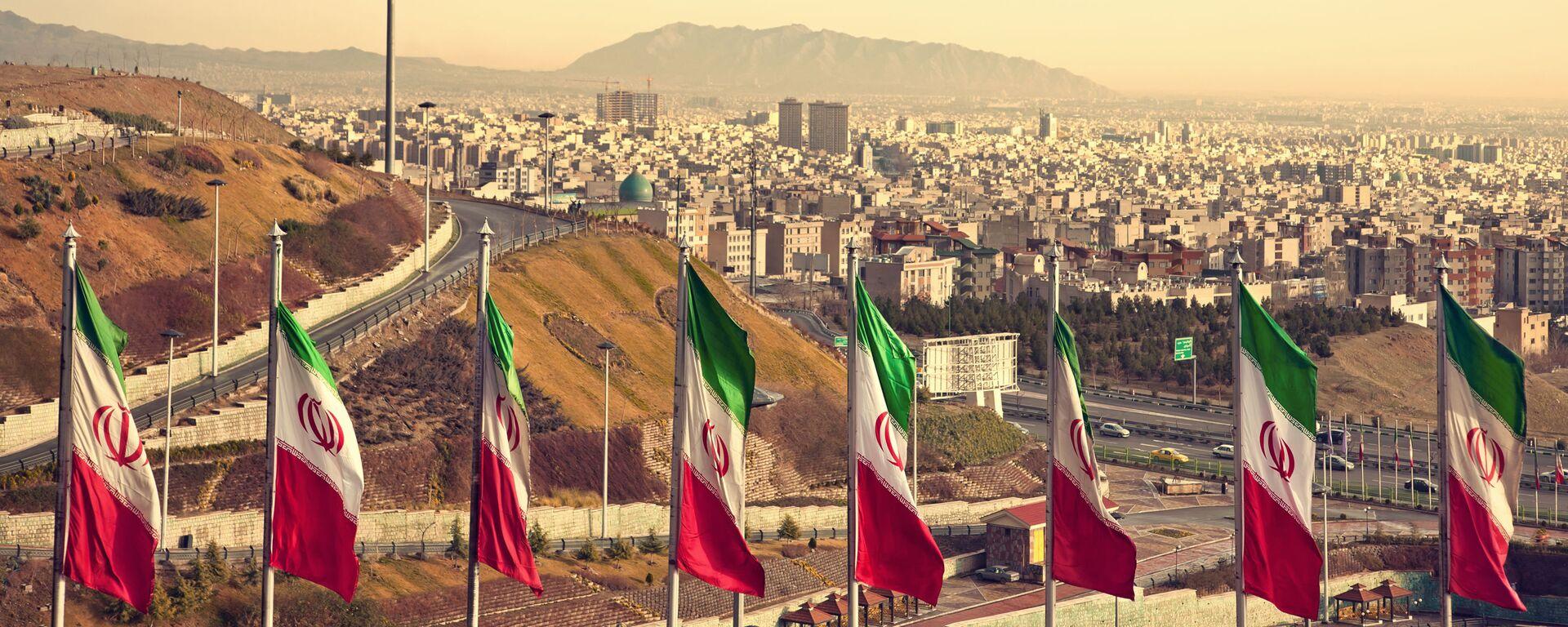 Teheran, Iran - Sputnik Polska, 1920, 30.07.2020