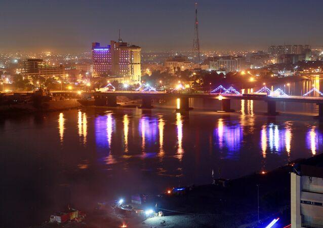 Zielona Strefa w Bagdadzie, Irak