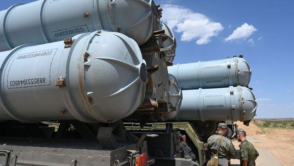 Rosyjskie systemy rakietowe S-300 - Sputnik Polska