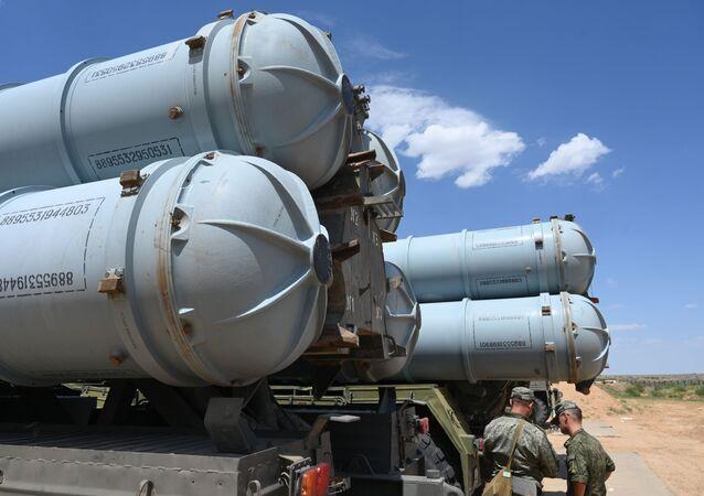 Rosyjskie systemy rakietowe S-300
