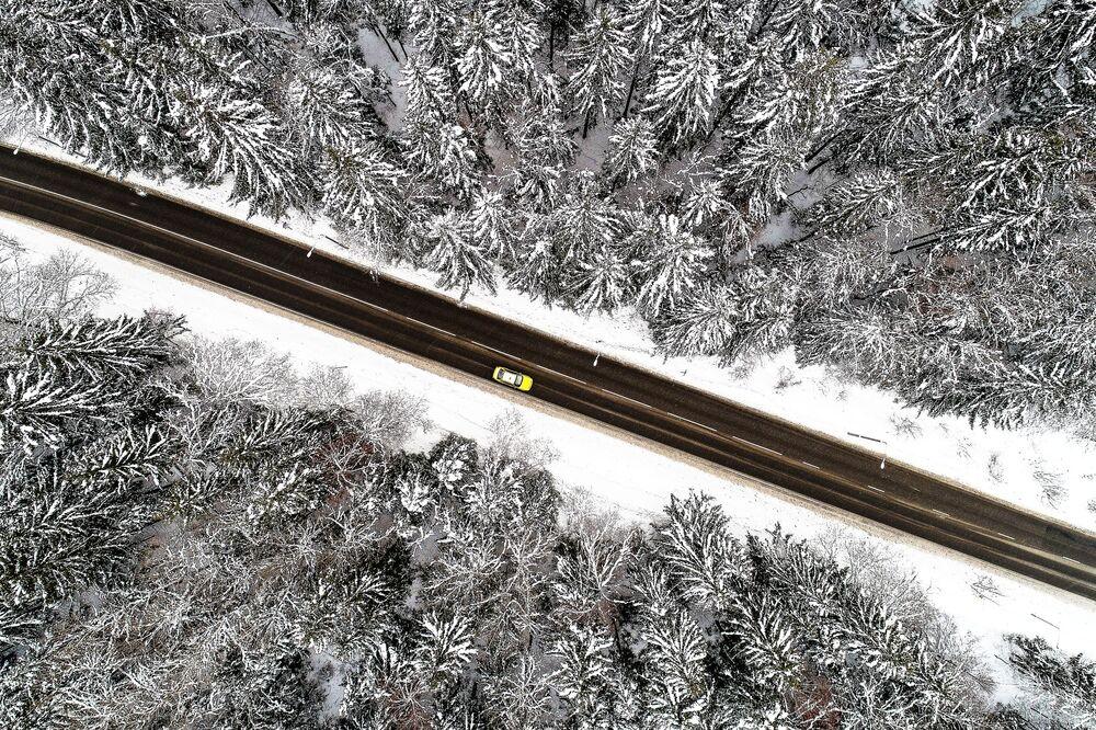 Droga pod Moskwą