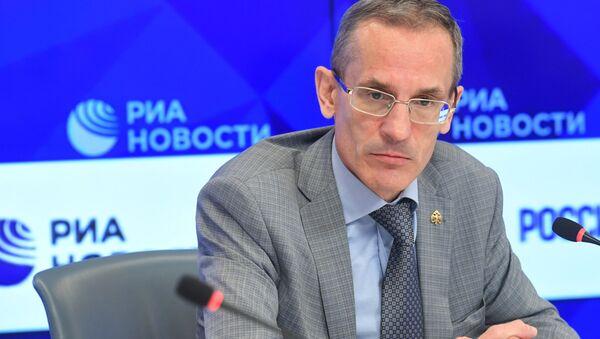 Dyrektor naukowy Rosyjskiego Towarzystwa Wojskowo-Historycznego Michaił Miagkow. - Sputnik Polska