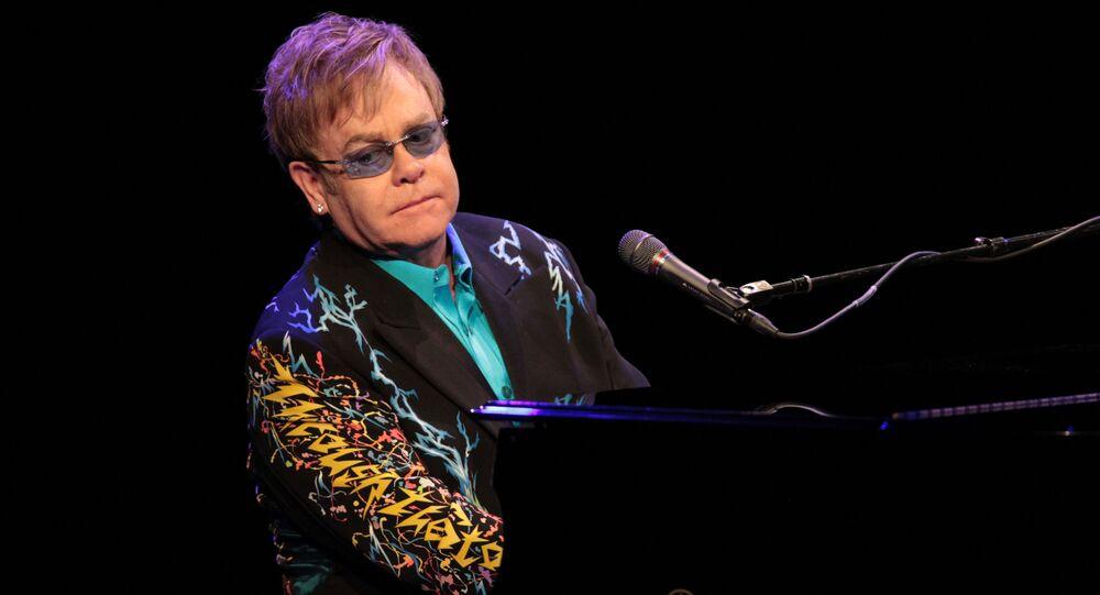 Koncert Eltona Johna