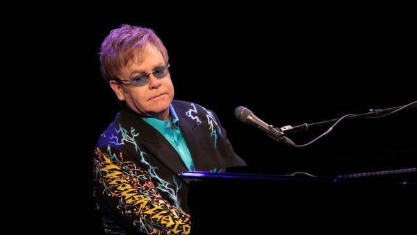 Koncert Eltona Johna - Sputnik Polska