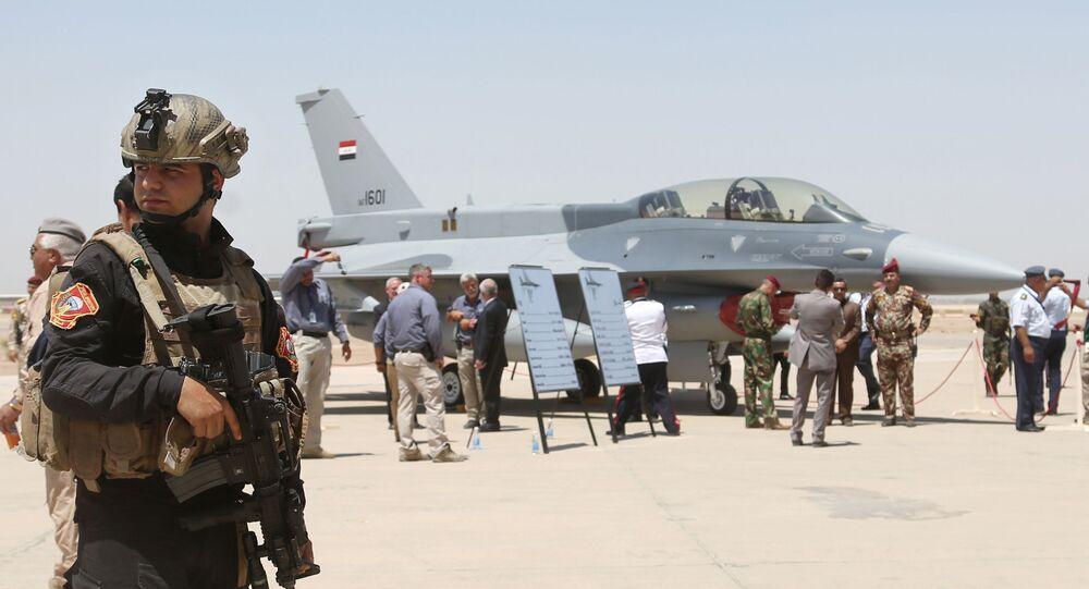 Iracka baza lotnicza Balad
