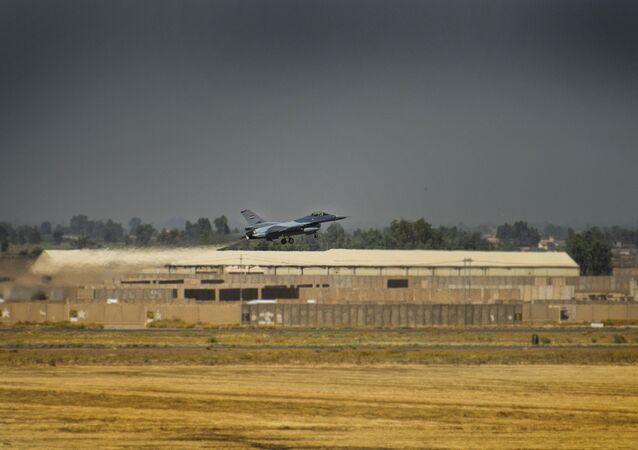 Baza lotnicza Balad w Iraku