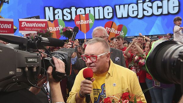 Jurek Owsiak - Sputnik Polska