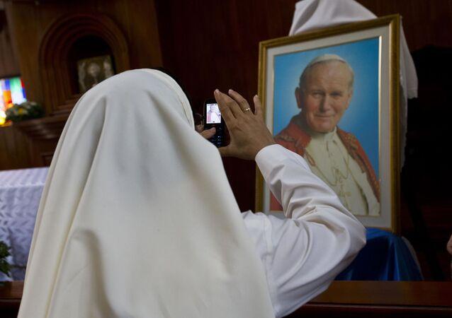 Z okazji 100. rocznicy urodzin papieża Jana Pawła II białoruscy katolicy wyruszą z pielgrzymką do Polski i Watykanu