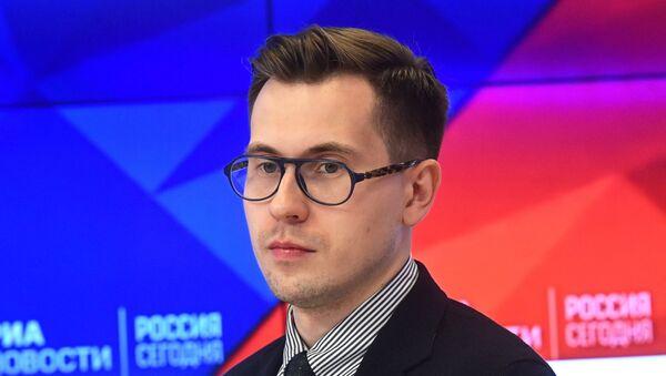Dmitrij Buniewicz - Sputnik Polska