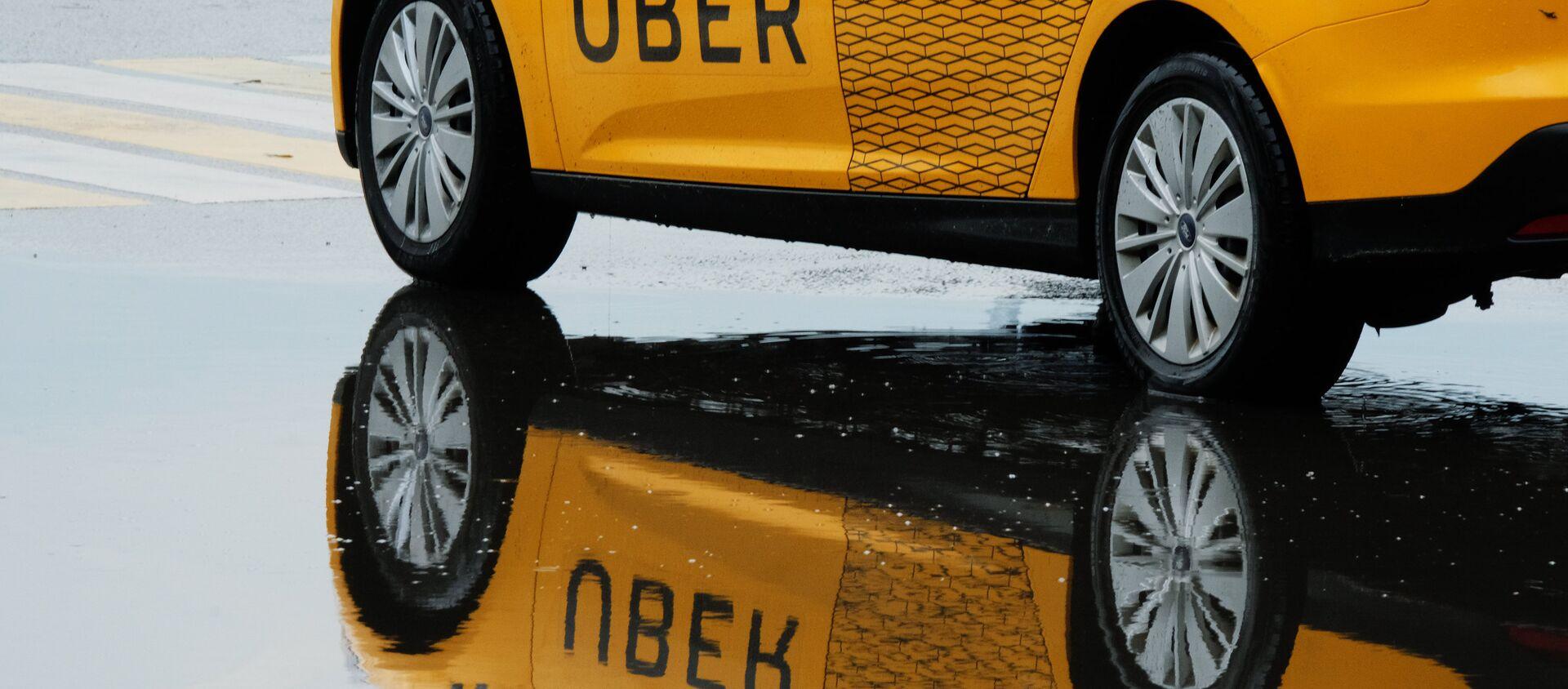 Uber - Sputnik Polska, 1920, 01.10.2020