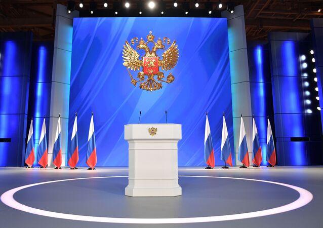 Coroczne orędzie Władimira Putina do Zgromadzenia Federalnego