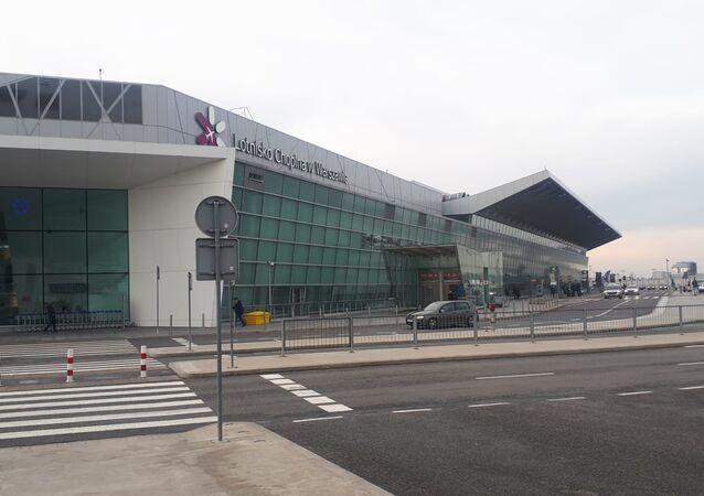Lotnisko im. Chopina w Warszawie