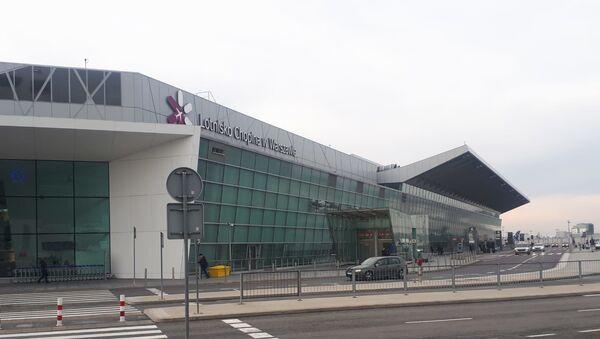 Lotnisko im. Chopina w Warszawie  - Sputnik Polska