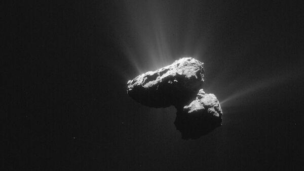 Kometa 67P/Churyumov-Gerasimenko  - Sputnik Polska