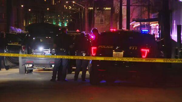 Strzelanina w mieście San Antonio, Teksas - Sputnik Polska