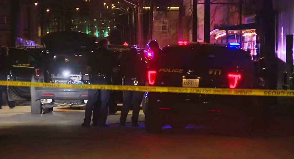 Strzelanina w mieście San Antonio, Teksas
