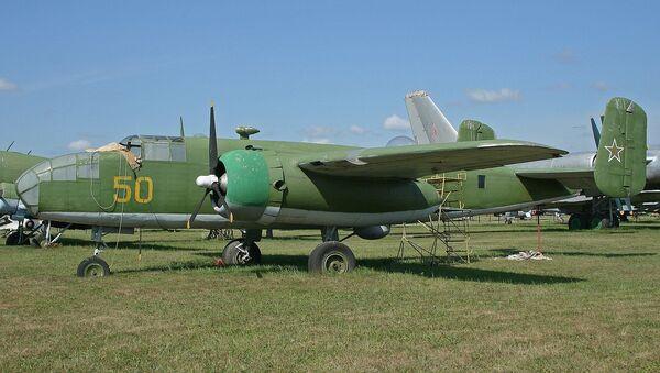 Samolot B-25 Mitchell - Sputnik Polska