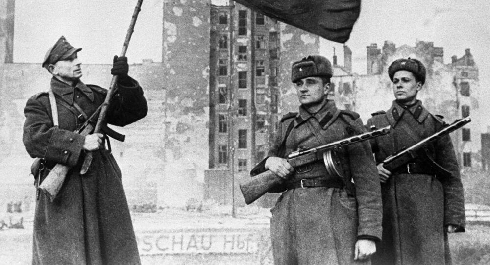 Wyzwolenie Polski od nazistowskich najeźdźców, 1945 rok