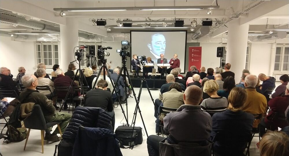 """Polskie Centrum Polsko-Rosyjskiego Dialogu i Porozumienia zorganizowało dyskusję """"Terror i rewolucja"""" o Borysie Sawinkowie"""