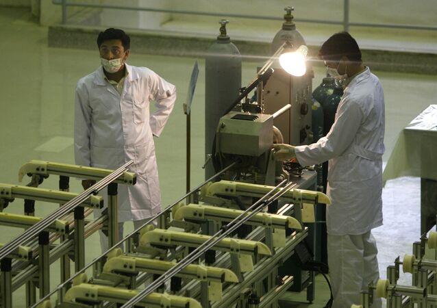Irańscy naukowcy