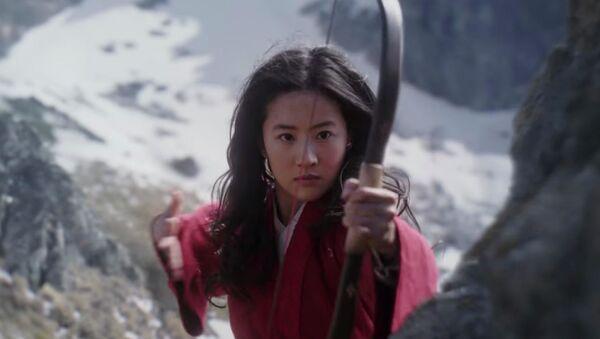 Kadr z filmu Mulan - Sputnik Polska