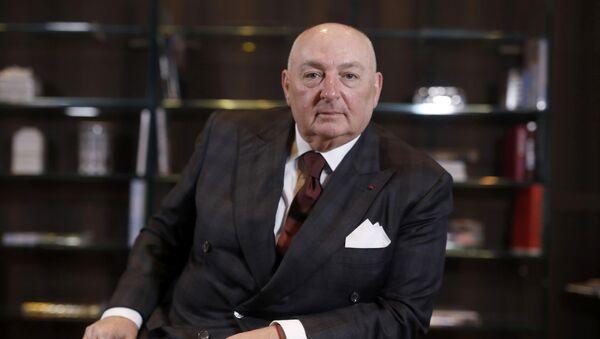 Wiaczesław Mosze Kantor, prezes Fundacji Światowe Forum Pamięci Holokaustu oraz szef Europejskiego Kongresu Żydów. - Sputnik Polska