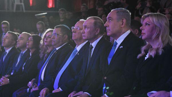 Wizyta prezydenta Rosji Władimira Putina w Izraelu - Sputnik Polska
