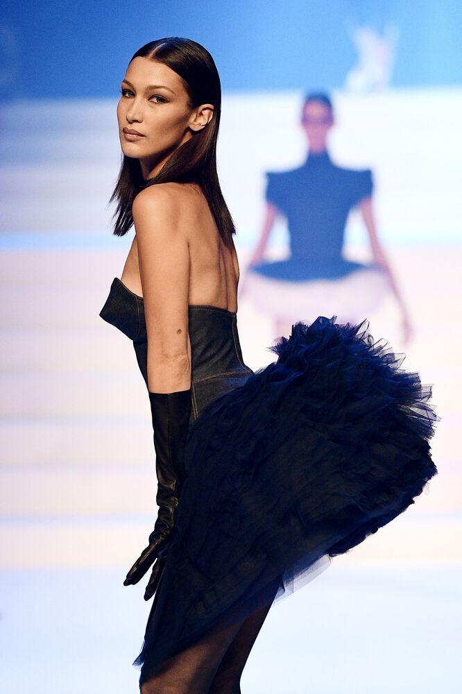 Ostatnie modne show Jean-Paula Gaultiera