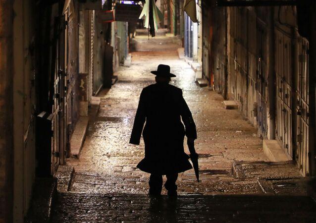 Na ulicach Jerozolimy