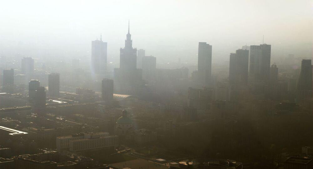 Warszawski smog