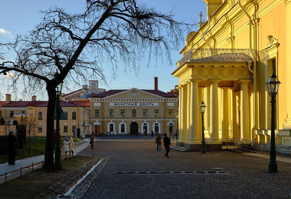 Mennica państwowa w Petersburgu