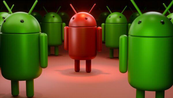 System operacyjny Android - Sputnik Polska