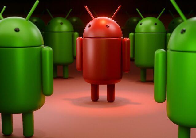 System operacyjny Android.