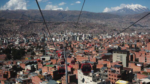 La Paz, Boliwia. - Sputnik Polska