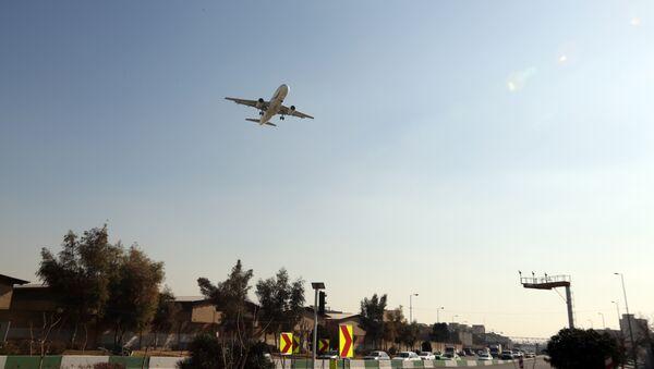 Lotnisko Mehrabad - Sputnik Polska