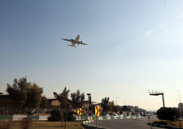 Lotnisko Mehrabad