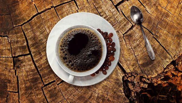Filiżanka kawy - Sputnik Polska
