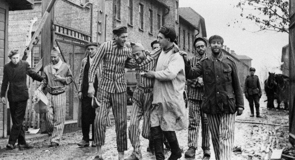 Wyzwolenie więźniów Auschwitz przez wojska radzieckie