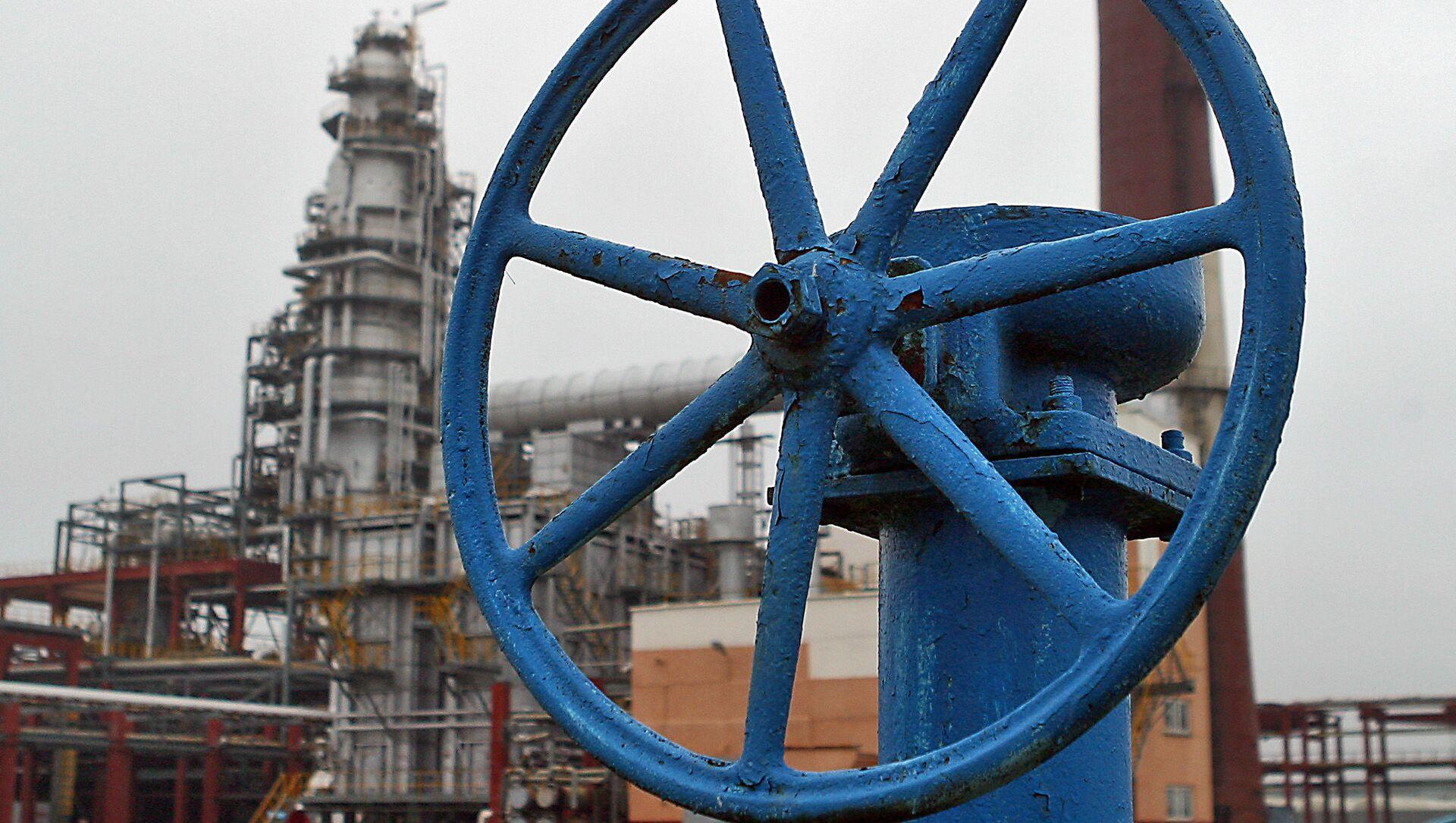 Rafineria Naftan w Nowopołocku, Białoruś. - Sputnik Polska, 1920, 03.05.2021