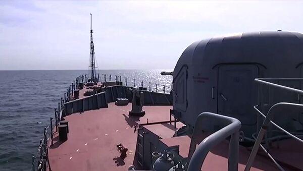 Okręt Flotylli Kaspijskiej - Sputnik Polska
