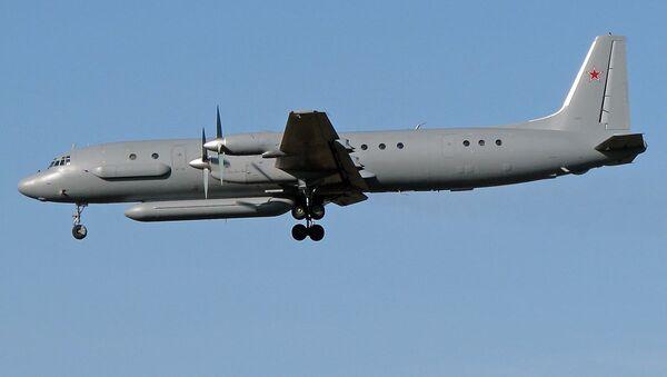 Samolot Ił-20M - Sputnik Polska