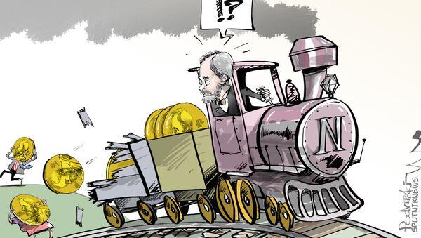 Nobel - Sputnik Polska