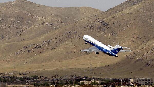 Samolot Boeing-727 Ariana Afghan Airlines - Sputnik Polska