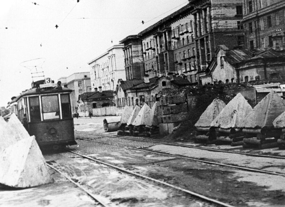 Ulice oblężonego Leningradu, 1944 rok