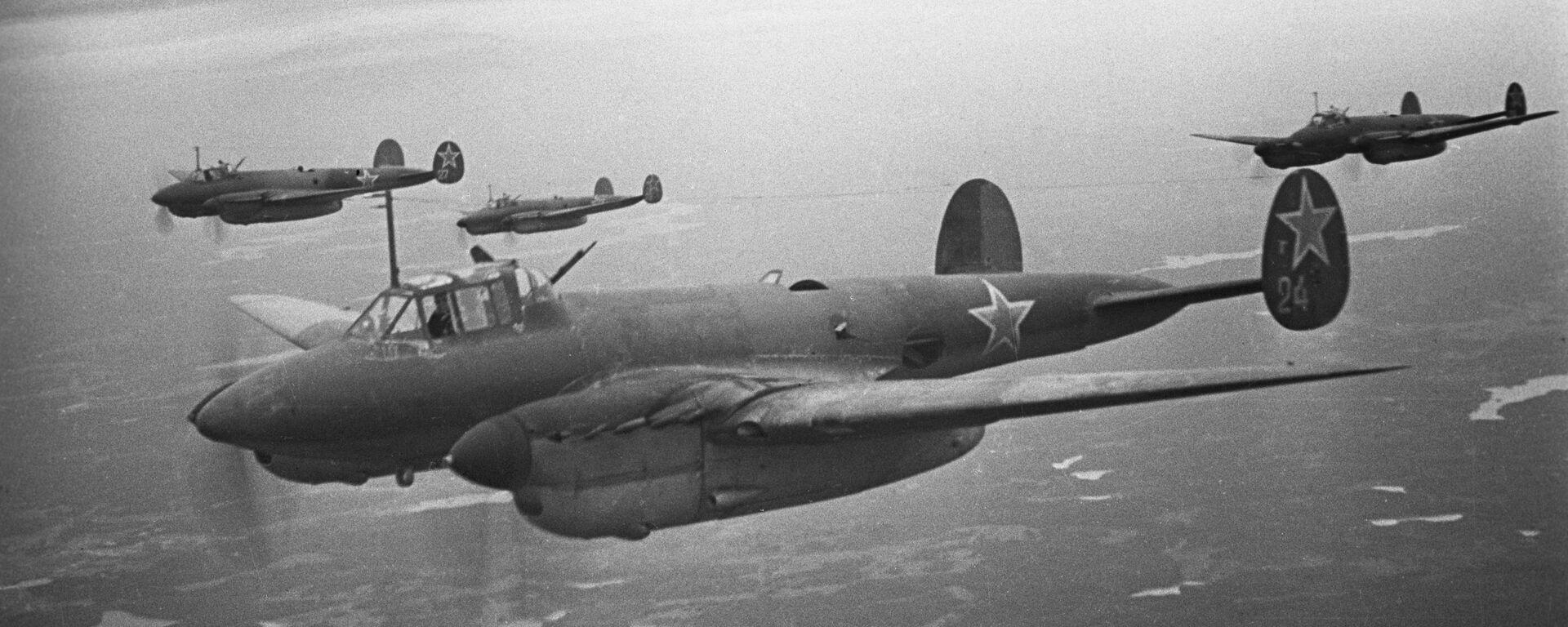 Wielka Wojna Ojczyźniana 1941-1945 - Sputnik Polska, 1920, 08.05.2021