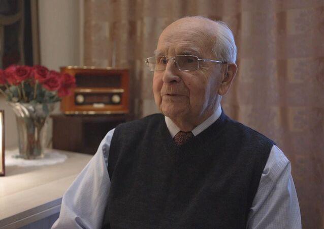 Uczestnik wyzwolenia obozu Auschwitz skrytykował Morawieckiego